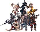 Final Fantasy XIV: A Realm Reborn Job Armor