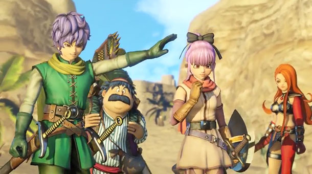 Dragon Quest Heroes II - Meet the Heroes Part III