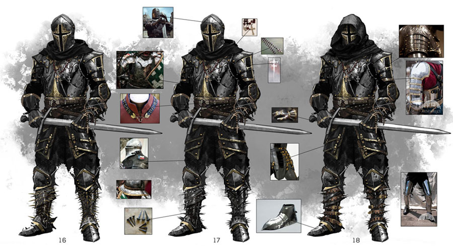 A Plague Tale Innocence Concept Art Amp Characters