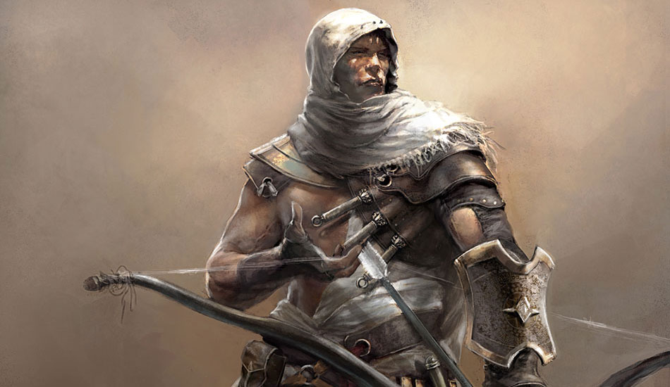Assassin S Creed Origins Concept Art Characters