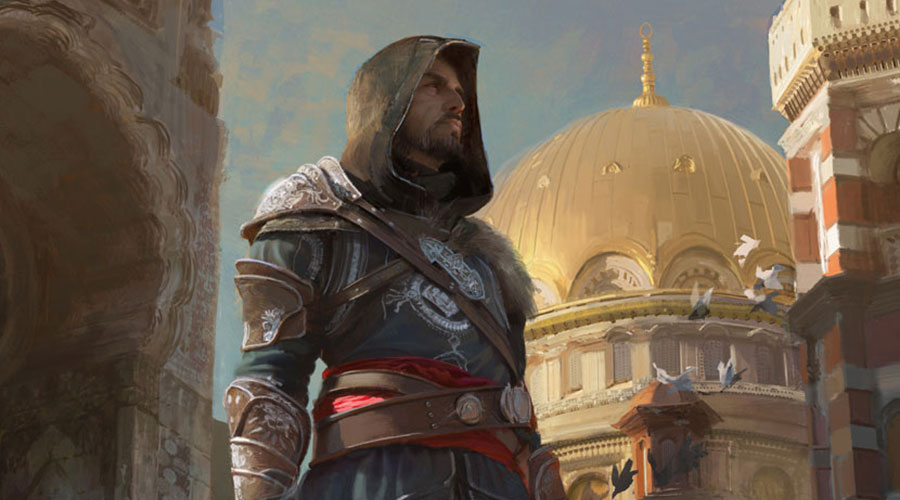 Assassin S Creed Revelations Concept Art Characters