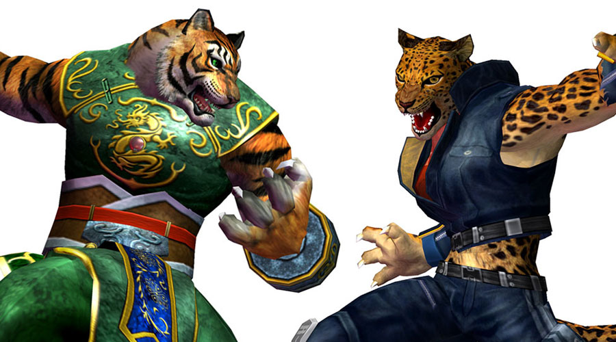 Bloody Roar Extreme Concept Art & Characters