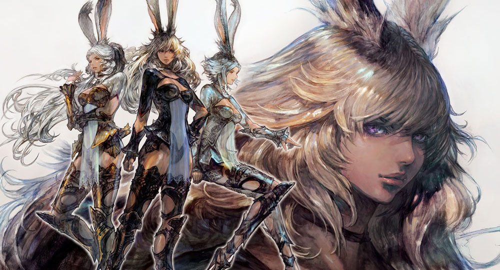 Final Fantasy XIV: Shadowbringers Concept Art & Characters