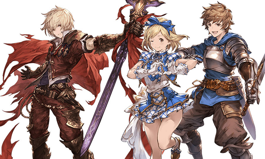 Granblue Fantasy Concept Art Characters In an effort to give credit where it's due, this page not only informs users of who created the art, but. granblue fantasy concept art characters