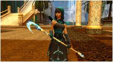 Guild Wars Nightfall Concept Art & Characters