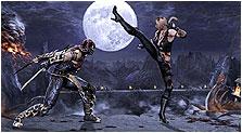 Mortal Kombat (2011) Concept Art & Characters