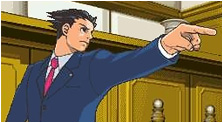 Phoenix Wright Ace Attorney Concept Art Characters