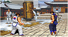 real bout fatal fury special concept art characters real bout fatal fury special concept