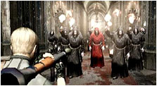 Resident Evil 4 Concept Art Characters