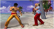 Tekken 4 Concept Art Characters