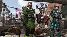 Apex Legends Art & Characters Gallery