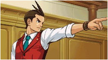 Apollo Justice: Ace Attorney Art & Characters Gallery
