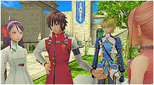 Arc Rise Fantasia Art & Characters Gallery