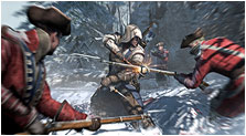 Assassin's Creed III Art & Characters Gallery