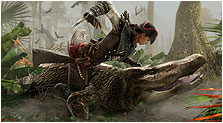 Assassin's Creed III: Liberation Art & Characters Gallery