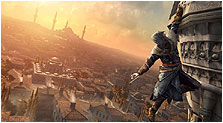 Assassin's Creed: Revelations Art & Characters Gallery