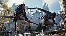Assassin's Creed Unity Art & Characters Pictures