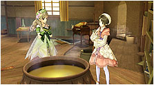 Atelier Ayesha: The Alchemist of Dusk Art & Characters Gallery
