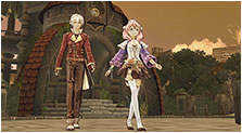 Atelier Escha & Logy: Alchemists of the Dusk Sky Art, Pictures, & Characters