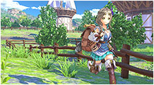 Atelier Firis: The Alchemist and the Mysterious Journey Art & Characters Gallery