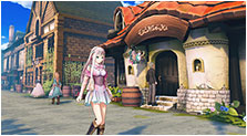 Atelier Lulua: The Scion of Arland Art & Characters Gallery