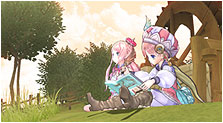Atelier Meruru: The Apprentice of Arland Art & Characters Gallery