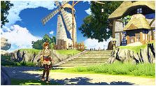 Atelier Ryza: Ever Darkness & the Secret Hideout Art & Characters Gallery