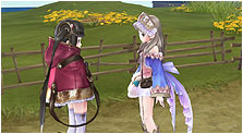 Atelier Totori: The Adventurer of Arland Art & Characters Pictures