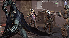 Batman: Arkham City Art & Characters Gallery