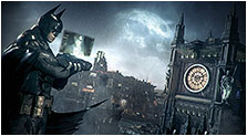 Batman: Arkham Knight Art & Characters Pictures