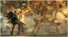 Bayonetta 2 Art, Pictures, & Characters