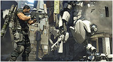 Binary Domain Art & Characters Gallery