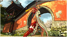 Blade & Soul Art & Characters Gallery