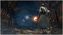 Bloodborne Art & Characters Gallery