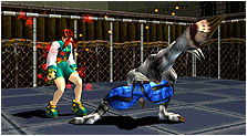 Bloody Roar II Art & Characters Gallery
