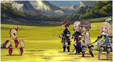 Bravely Second: End Layer Art & Characters Pictures