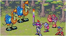 Breath of Fire II Art & Characters Pictures
