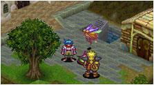 Breath of Fire III Art & Characters Gallery