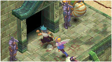 Breath of Fire IV Art, Pictures, & Characters