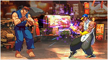 Capcom Fighting Evolution Art & Characters Pictures