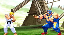 Capcom vs. SNK 2: Mark of the Millennium 2001 Art & Characters Pictures