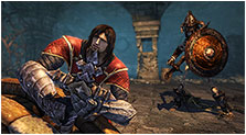Castlevania: Lords of Shadow 2 Art & Characters Gallery