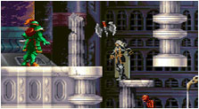 Castlevania: Symphony of the Night Art & Characters Gallery