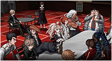 Danganronpa: Trigger Happy Havoc Art & Characters Gallery