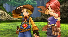 Dark Cloud 2 Art & Characters Gallery