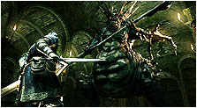 Dark Souls Art & Characters Gallery