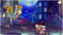 Darkstalkers: The Night Warriors Art & Characters Gallery