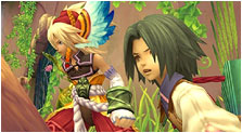 Dawn of Mana Art & Characters Pictures