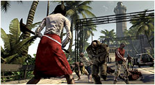 Dead Island Art, Pictures, & Characters