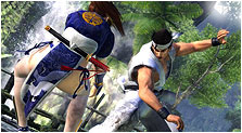 Dead or Alive 5 Art & Characters Gallery
